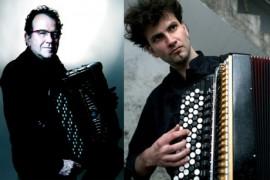 Jazzahead meets Glocke Jazznights: Vincent Peirani & Richard Gallianod