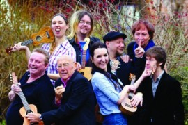 The United Kingdom Ukulele Orchestra – I Got Uke Babe!