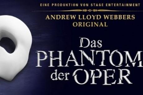 NWZ-Leserfahrt: Das Phantom der Oper