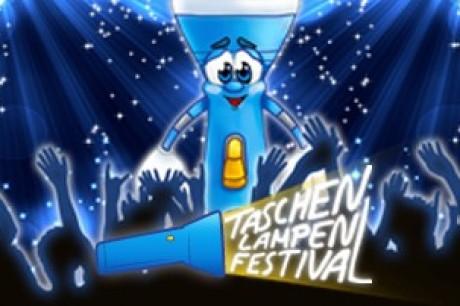 Taschenlampenfestival – Hilf Lumino bei der Suche nach seinem Licht