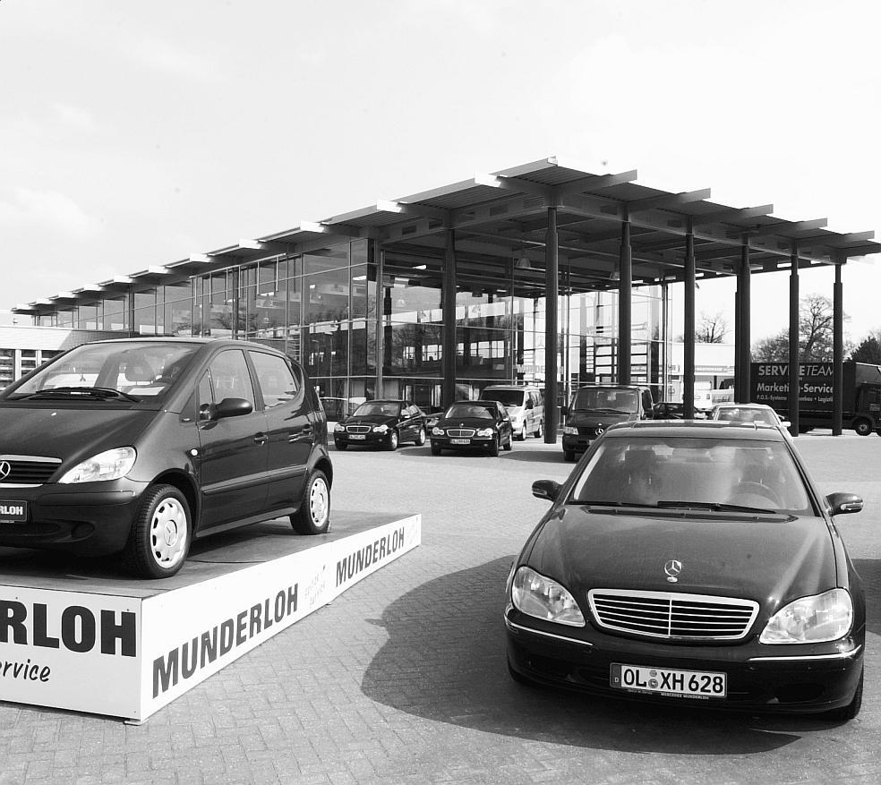 autohaus mercedes benz munderloh oldenburg nwz events. Black Bedroom Furniture Sets. Home Design Ideas